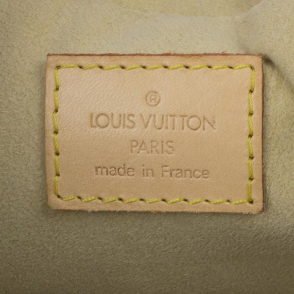 Louis Vuitton Monogram Canvas Manhattan PM