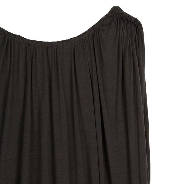 Lanvin Draped Dress L