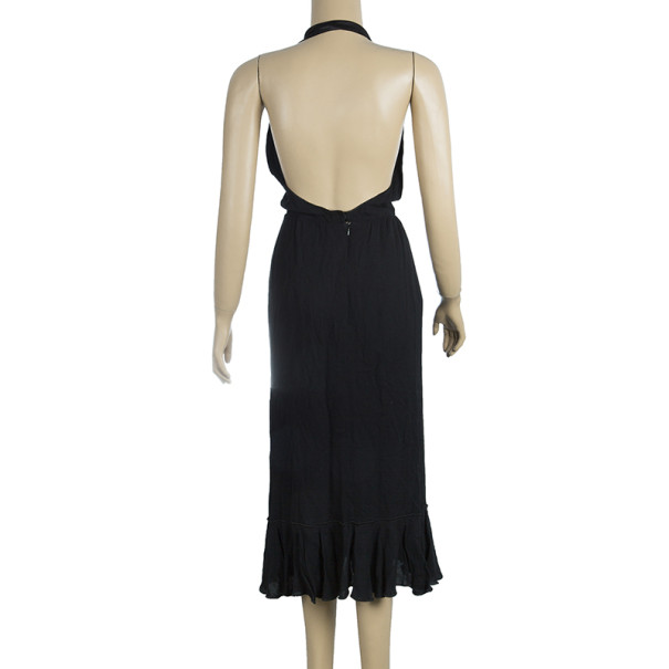 D and G Halter Dress XS