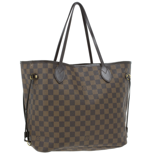 Louis Vuitton Damier Ebene Neverfull PM