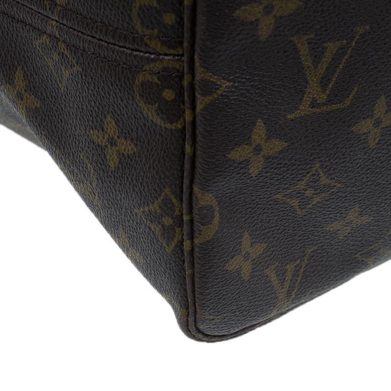 Louis Vuitton Monogram Canvas Neverfull GM