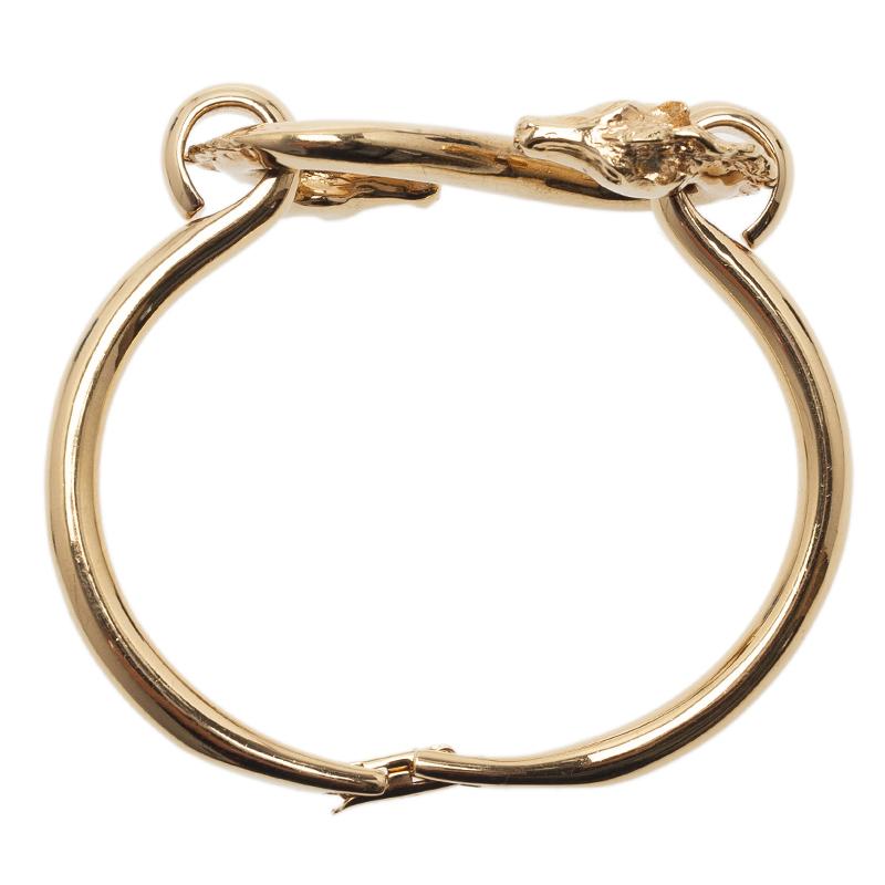 Chloe Faye Gold Tone Bracelet