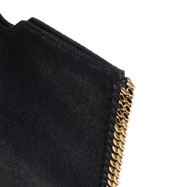 Stella McCartney Black Fallabella iPad Case