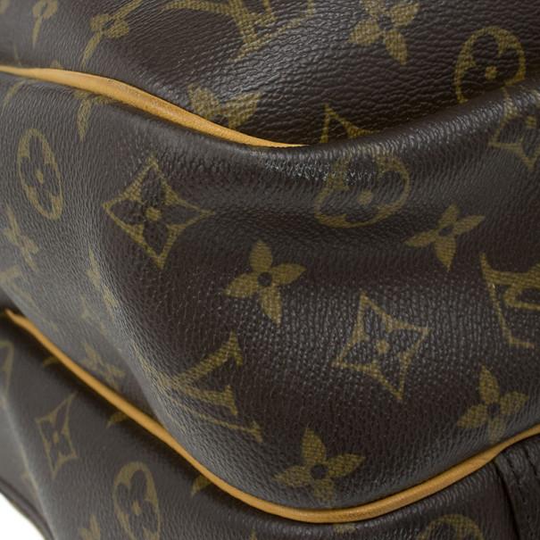 Louis Vuitton Monogram Canvas Alize 24 Heures Soft Suitcases