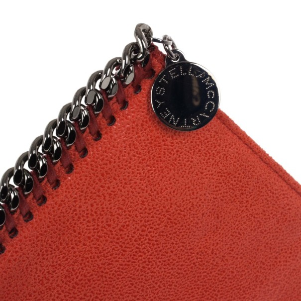 Stella McCartney Orange Falabella iPad Case