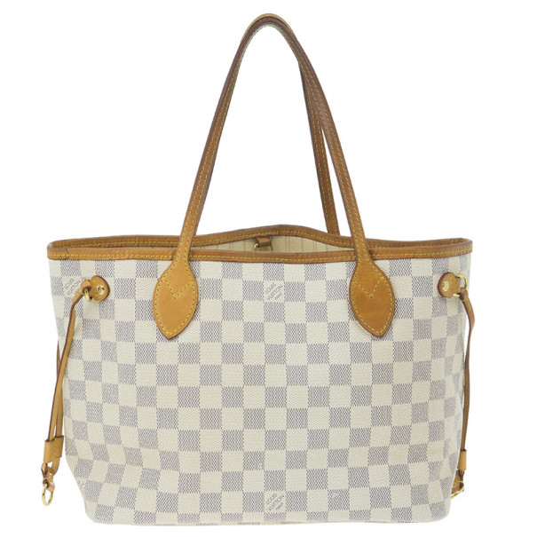 Louis Vuitton Damier Azur Neverfull PM
