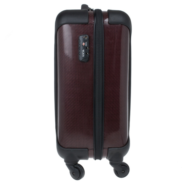 Tumi Red Tegra Lite Trolley