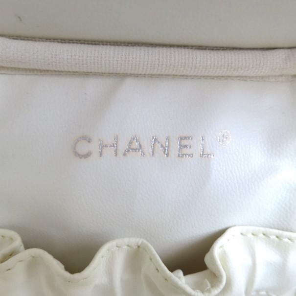 Chanel Pink Caviar Vanity Bag