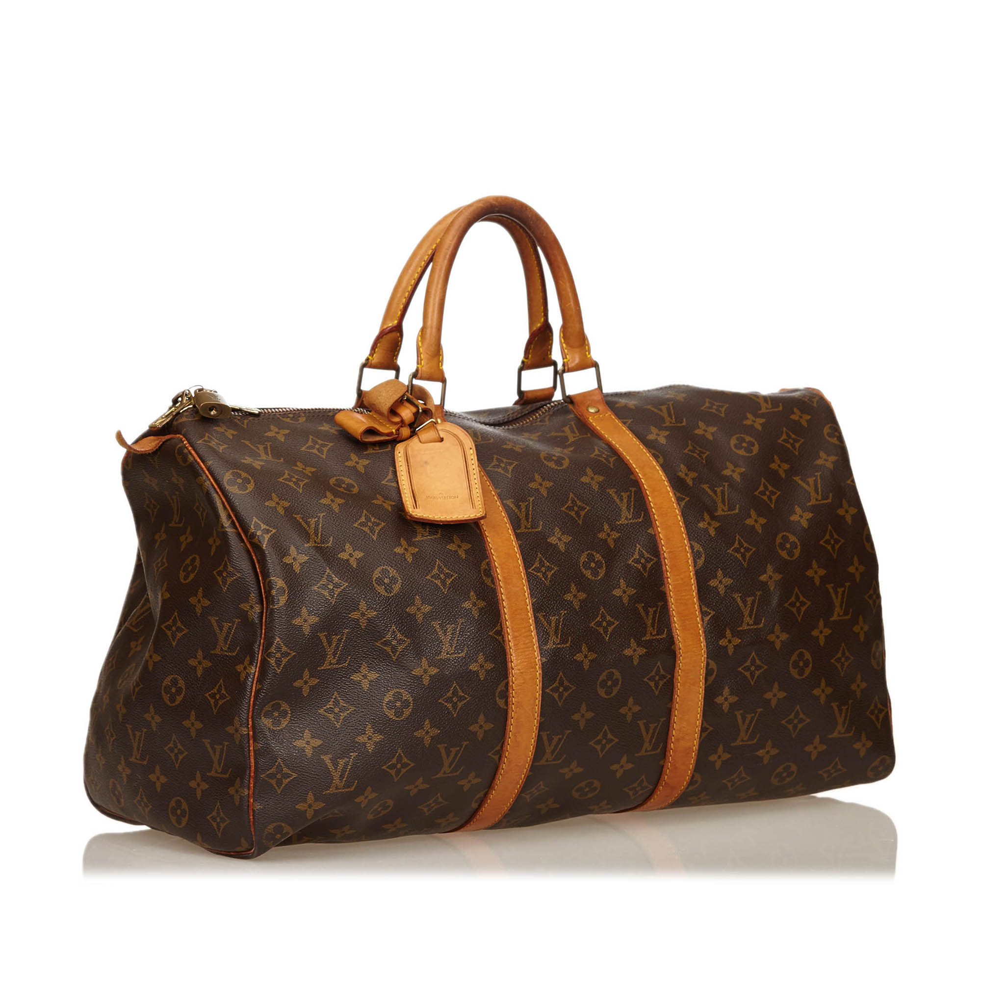 Louis Vuitton Monogram Canvas  Keepall 50