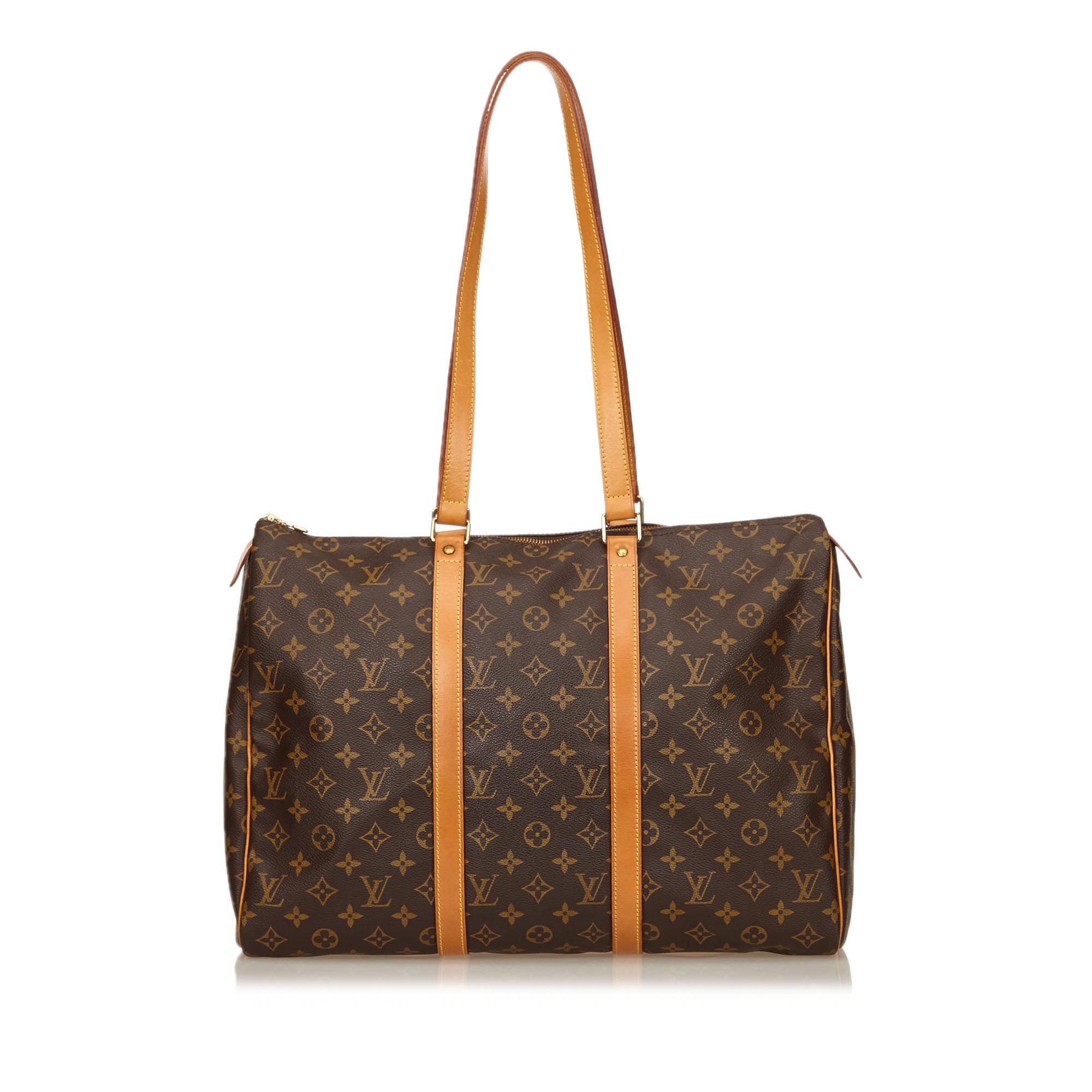 Louis Vuitton  Monogram Canvas  Luggage Sac Flanerie 45