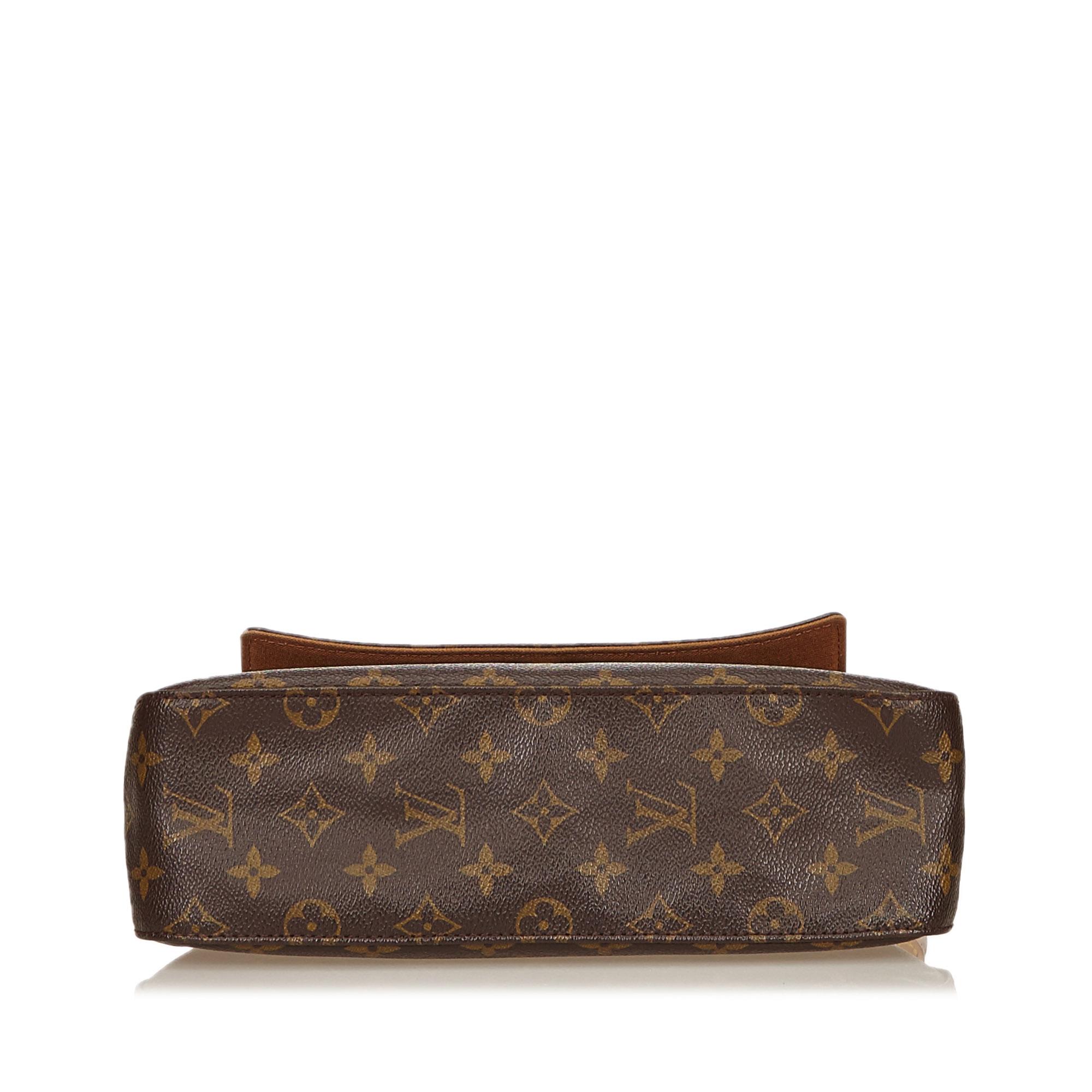 Louis Vuitton Monogram Canvas Mini Looping Bag