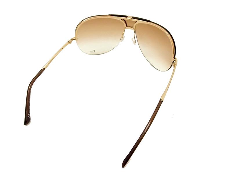 Dior Gold Dior Remove Shield Sunglasses