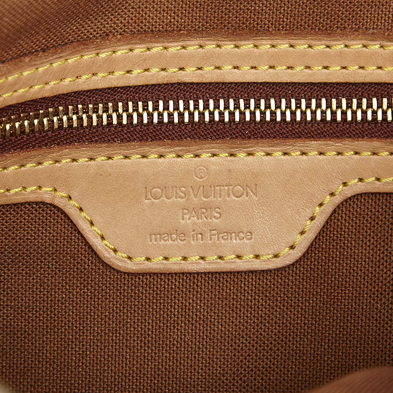 Louis Vuitton Monogram Canvas Mini Looping Shoulder Bag
