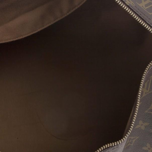 Louis Vuitton Monogram Canvas Speedy 40