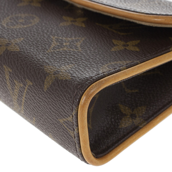 Louis Vuitton Monogram Canvas Pochette Florentine