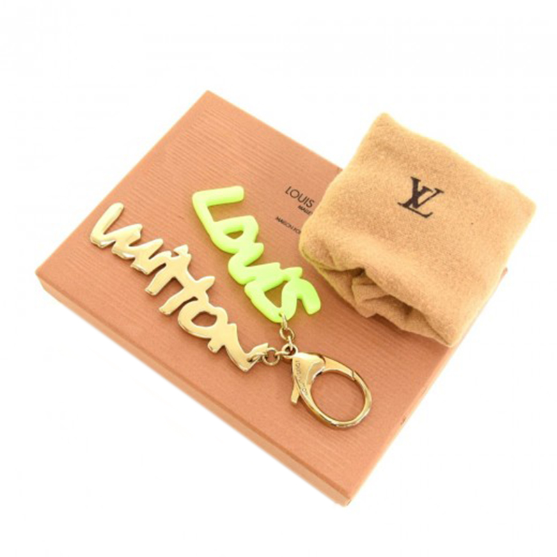 Louis Vuitton Limited Edition Stephen Sprouse Bag Charm