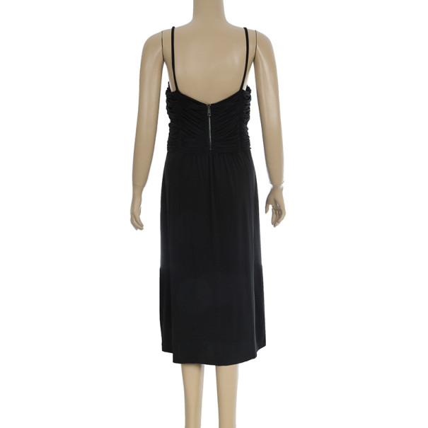 Burberry Brit Gathered Dress M