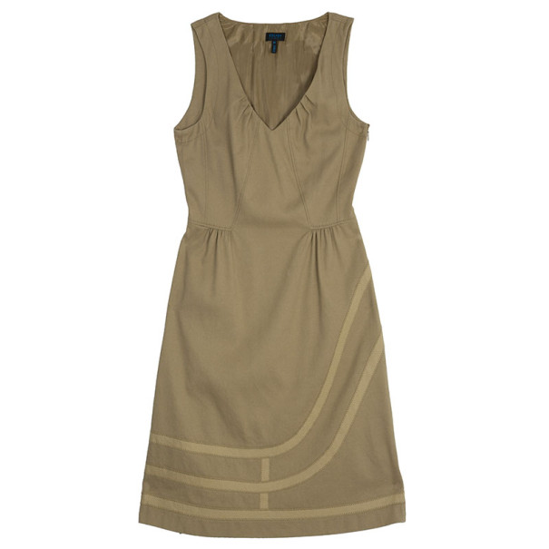 Escada Sleeveless Shift Dress S