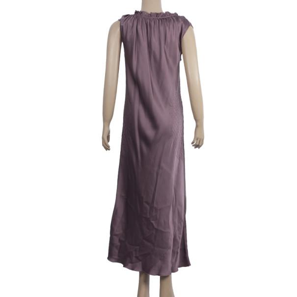 Philosophy Di Alberta Ferretti Satin Dress M