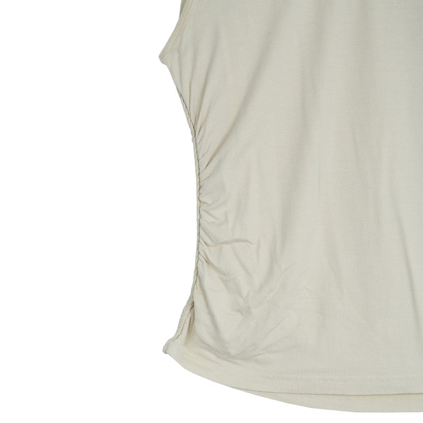 Escada Cotton Sleeveless Top S