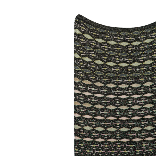 M Missoni Short Tube Dress M