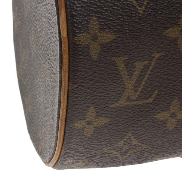 Louis Vuitton Monogram Canvas Papillon