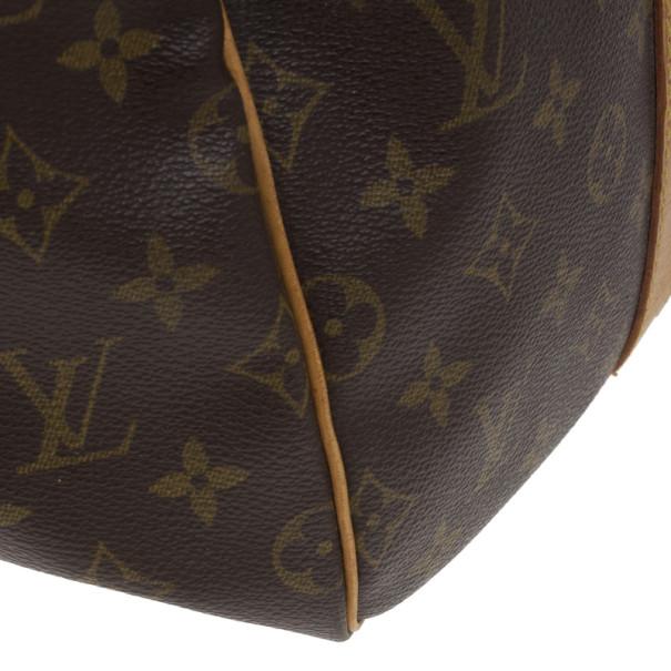 Louis Vuitton Monogram Canvas Keepall Bandouliere 55