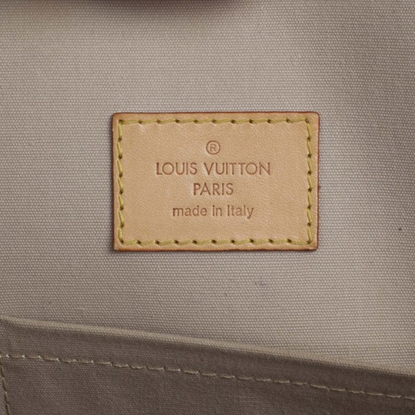 Louis Vuitton Limited Edition Gold Monogram Miroir Sac Plat