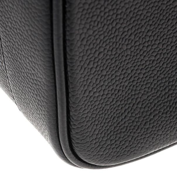 Chanel Caviar CC Vanity Bag