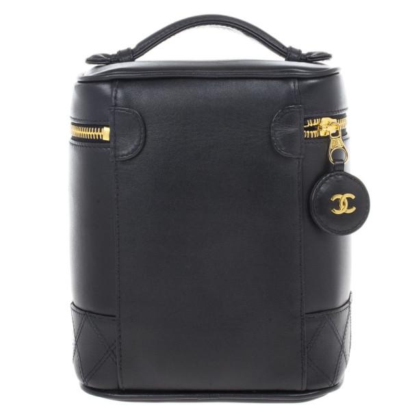 Chanel Lambskin Vanity Bag