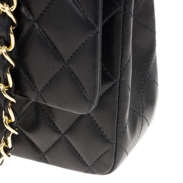 Chanel Small Lambskin Classic Shoulder Bag