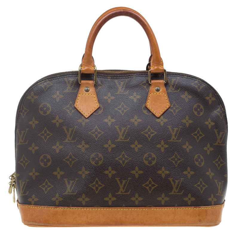 Louis vuitton monogram canvas alma pm bag buy sell lc for Louis vuitton miroir alma bag price