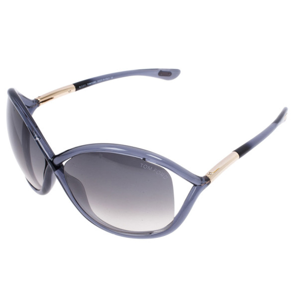 Tom Ford Grey Whitney Women's Sunglasses