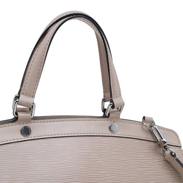 Louis Vuitton Rose Ballerine Epi Leather Brea MM