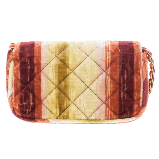 Prada Velvet Flap Bag