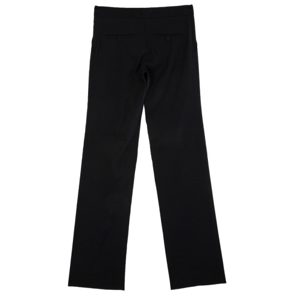 Stella McCartney Black Panel Trousers S