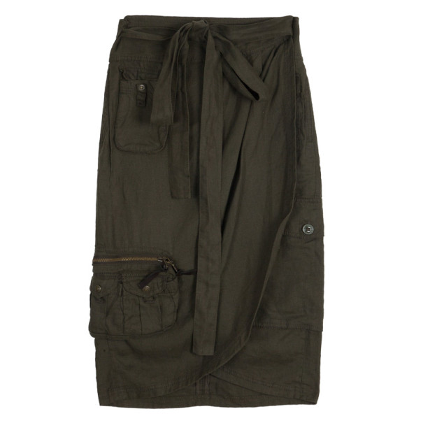 Dolce and Gabbana Wrap Cargo Skirt S