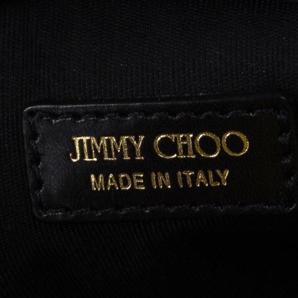 Jimmy Choo Project Pep Clutch