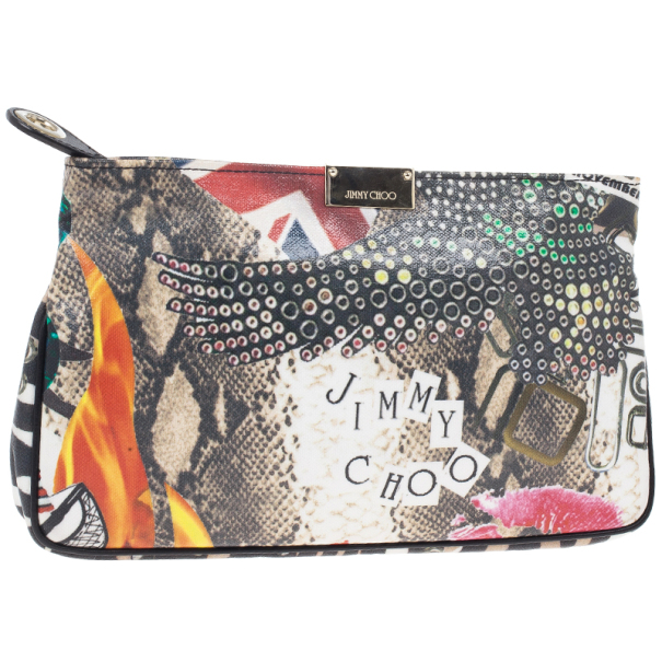 Jimmy Choo Project Pep Clutch