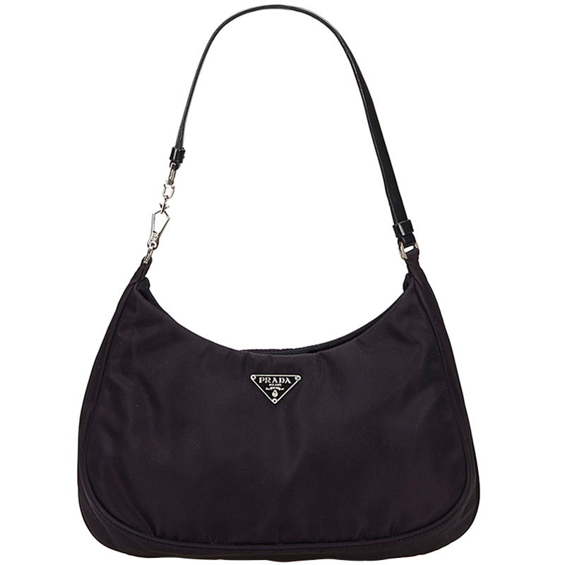 a479fe1bb18a ... switzerland prada black nylon shoulder bag. nextprev. prevnext 5c8df  8229d
