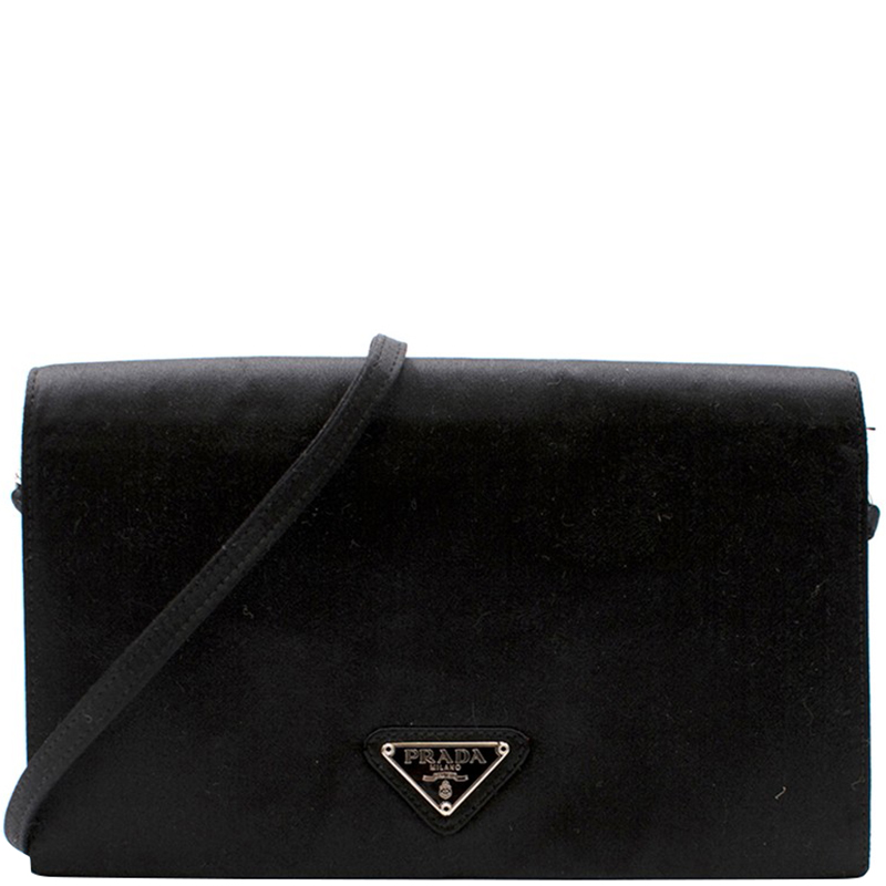 8a8c468fd121 ... get prada black satin clutch bag. nextprev. prevnext ef8ae 96162