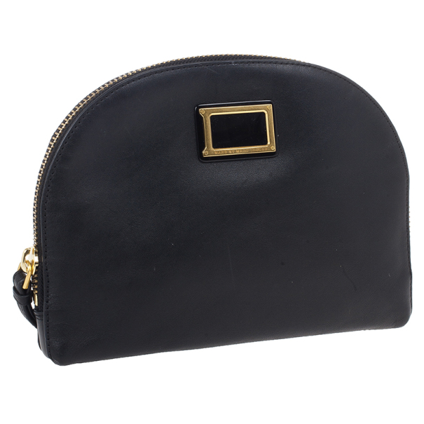 Marc by Marc Jacobs Leather Show Off Dome Clutch