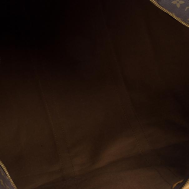 Louis Vuitton Monogram Canvas Keepall Bandouliere 60