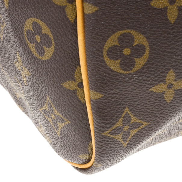 Louis Vuitton Monogram Canvas Keepall Bandouliere 50