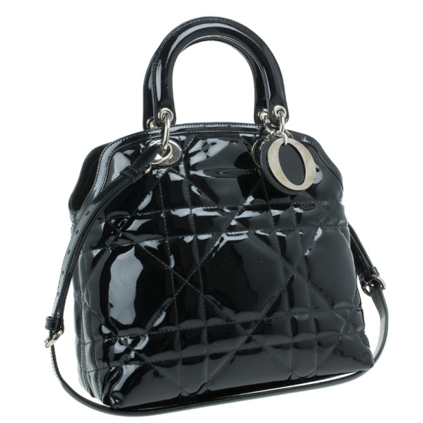 Dior Cannage Leather Granville Tote