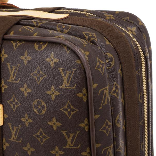 Louis Vuitton Monogram Canvas Satellite 70 Soft Suitcase