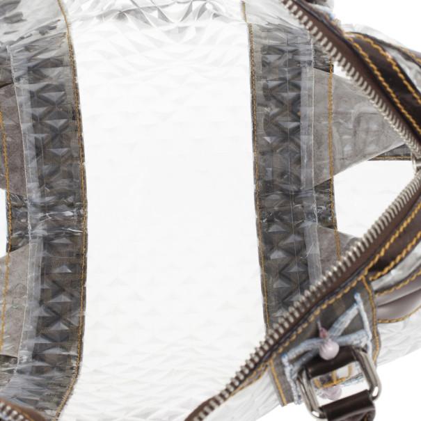 Fendi Translucent Hologram B.Mix Bag