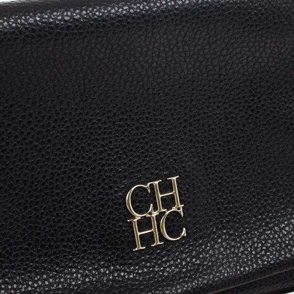 Carolina Herrera Black Small Cross Body Bag