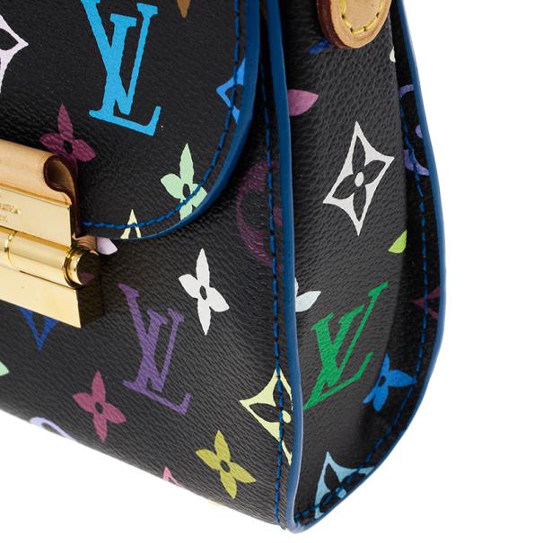 Louis Vuitton Multicolore Monogram 'Heartbreaker' Clutch