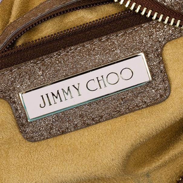 Jimmy Choo Sky Woven Hobo